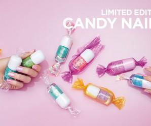 Candy Nails, los esmaltes para dulces Nail art