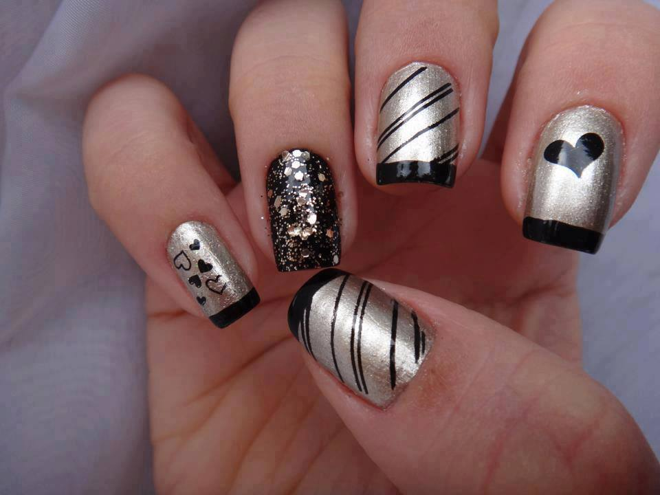 dsoseños de uñas Nail art toño 2016