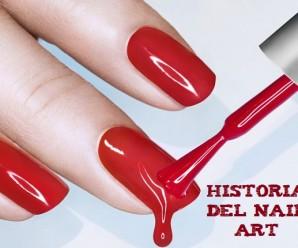 Algo de historia del Nail Art