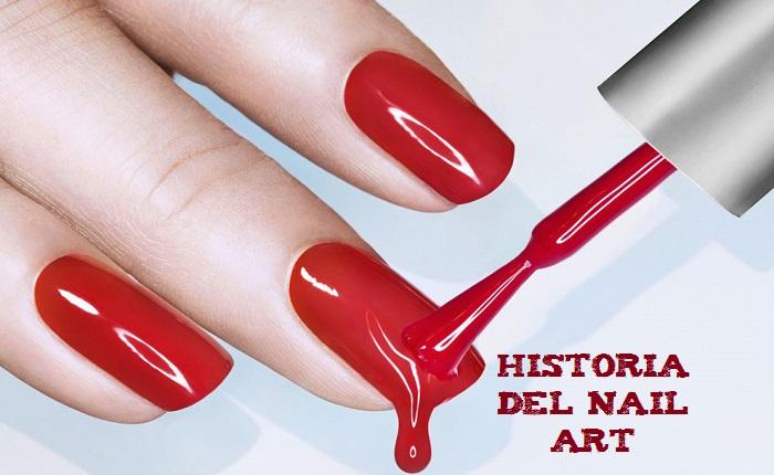 historia del nail art