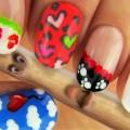 6 diseños de uñas usando solo un palillo como herramienta