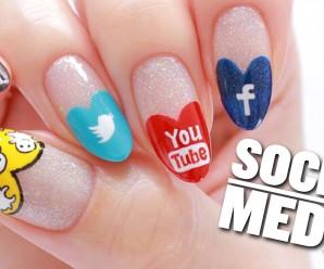 El Nail art crece en las redes sociales