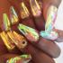 Tendencia 2017: Glass nails, uñas cristalizadas