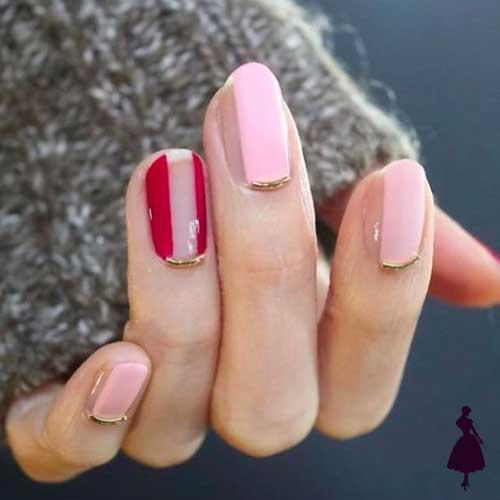 Wire Nails uñas decoradas con alambre 3