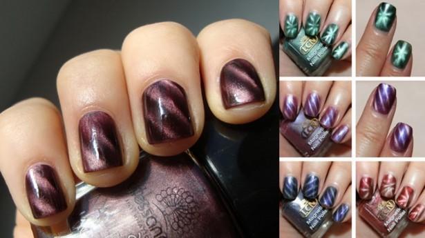 Esmalte magnético para uñas 5