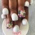 Bubble nails: decoración de uñas con burbujas