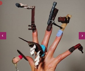 Las 10 ideas de manicura más originales ¡Conocelas!