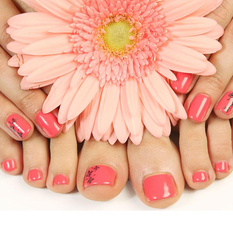 Todo sobre el esmaltado de uñas semi permanente 2
